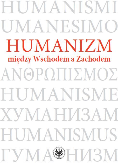 humanizm wschód zachód